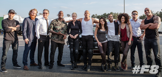 Fate of the Furious 2