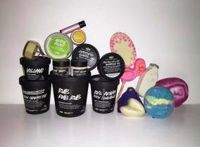 I buy a lot of my products from LUSH as they are cruelty free and totally against animal testing.