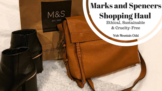 Marks and Spencers Shopping Haul