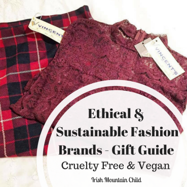 Ethical & Sustainable Fashion Brands - Gift Guide