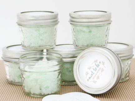 Image from - http://www.lovevividly.com/diy-mint-to-be-sugar-scrub/
