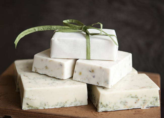 Image from - http://fabyoubliss.com/2013/08/01/how-to-make-pretty-eco-friendly-soaps-for-favors-shower-gifts-or-just-because/